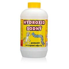 Hydroxid Sodný GRANULE 1kg