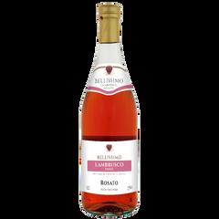 Lambrusco Bellissimo Rosato/Rosé 0,75l