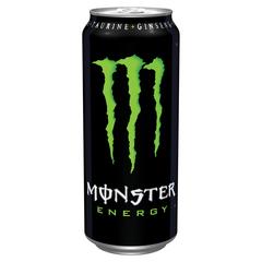 Monster Energy PLECH 0,50l