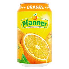 Pfanner PLECH Pomeranč 50% 0,33l