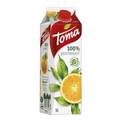 Toma TP 1,0l Pomeranč 100%