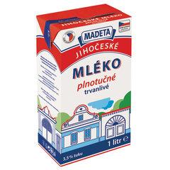 Mléko Plnotučné TRVANLIVÉ 1,0l (červené)