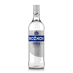 Božkov Vodka 37,5% 1,0l