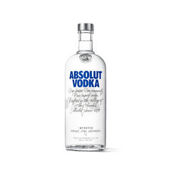Vodka Absolut Blue 40% 1,0l