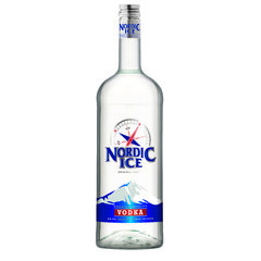 Nordic Ice Vodka 37,5% 1,0l