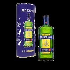 Becherovka 38% 0,7l PLECH