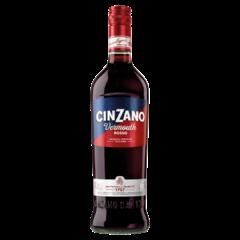 Cinzano Rosso Vermut 14,4% 1,0l